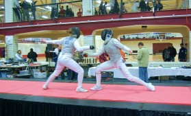 Dez & Amanda, Silver and Gold @ High School Championships