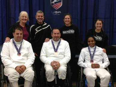 Medalists Detroit NAC 2016